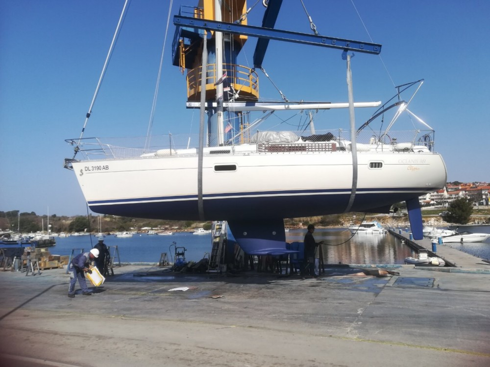 Segelboot mieten in Pula - Bénéteau Oceanis 361 Clipper
