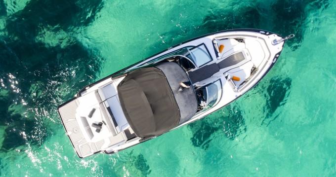 Location Bateau à moteur à Ibiza (Ville) - Monterey 278 SS
