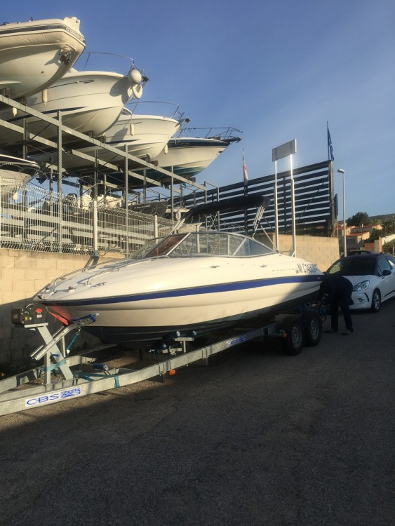 Rental yacht Marseille - Bayliner Bayliner 602 Cuddy on SamBoat