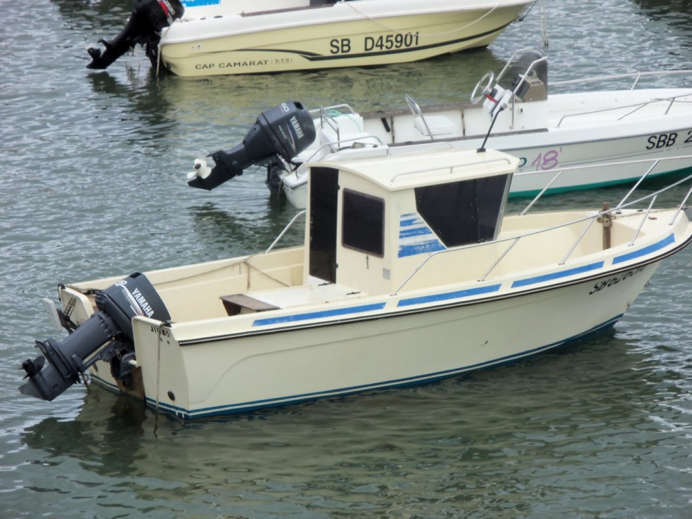 Location bateau Guymarine CHALUTIER GM 5.70 à Saint-Quay-Portrieux sur Samboat