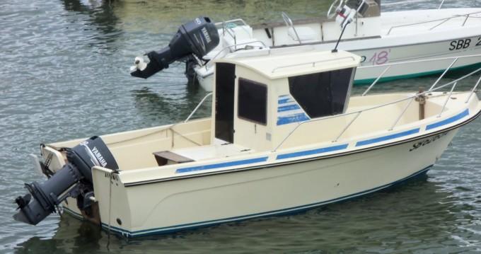 Location yacht à Saint-Quay-Portrieux - Guymarine CHALUTIER GM 5.70 sur SamBoat