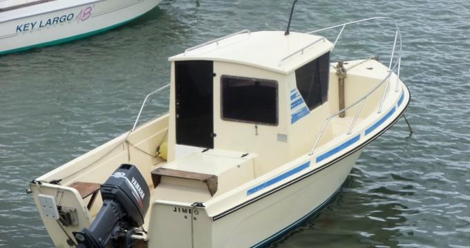 Location bateau Saint-Quay-Portrieux pas cher CHALUTIER GM 5.70