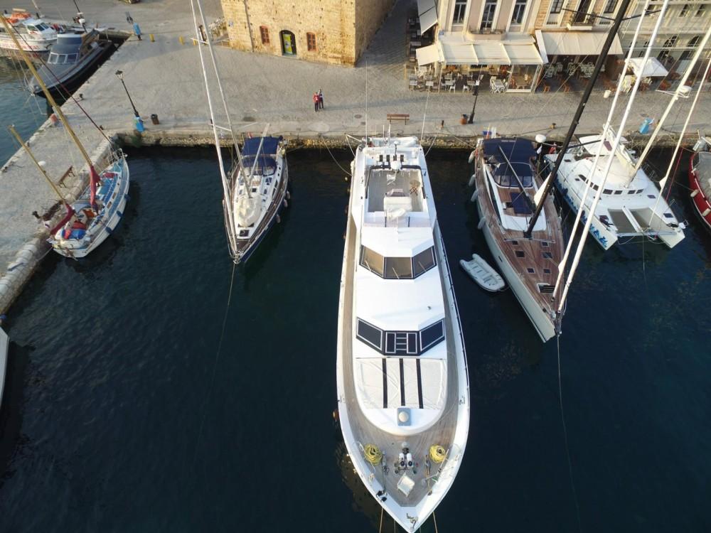 Louer Yacht avec ou sans skipper Princess à Chania Municipality