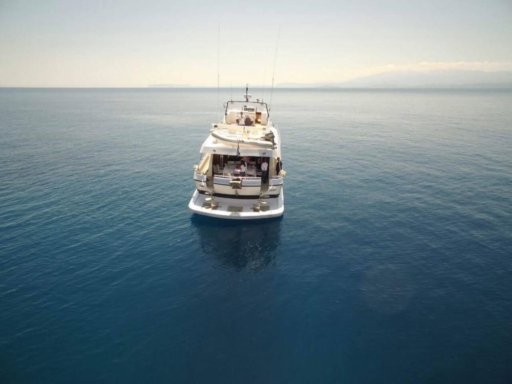 Location yacht à Chania Municipality - Princess Princess 85 sur SamBoat