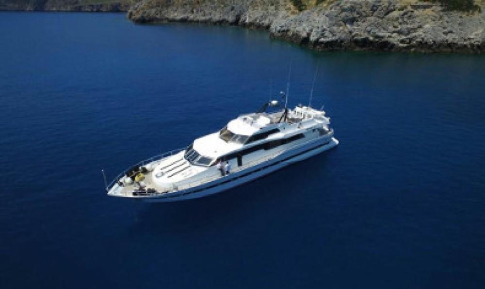 Location bateau Princess Princess 85 à Chania Municipality sur Samboat