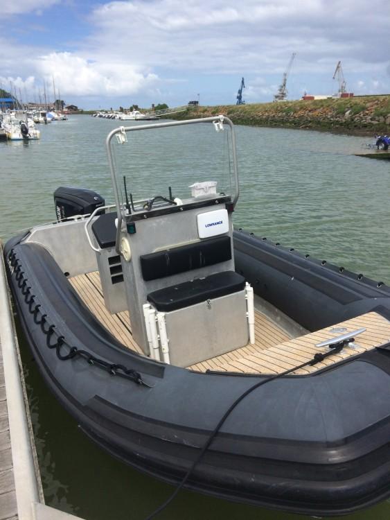 Location yacht à Anglet - NETHUNS NET MASTER 18 sur SamBoat