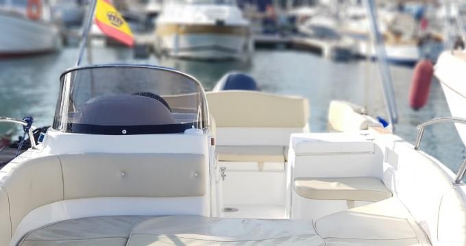 Louez un Marinello Eden 22 à Alicante