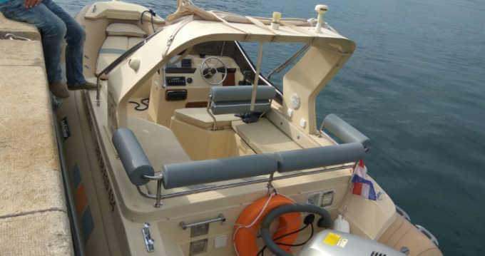 Location bateau Solemar B 58 offshore à Bol sur Samboat