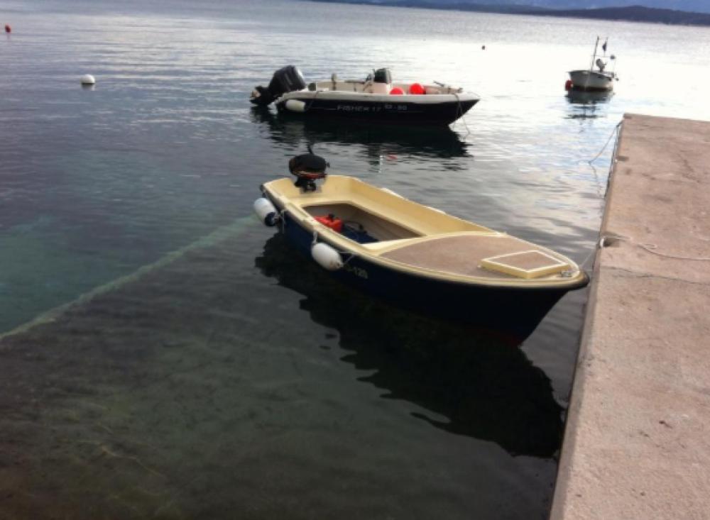 Location yacht à Bol - Beach boat Mila sur SamBoat