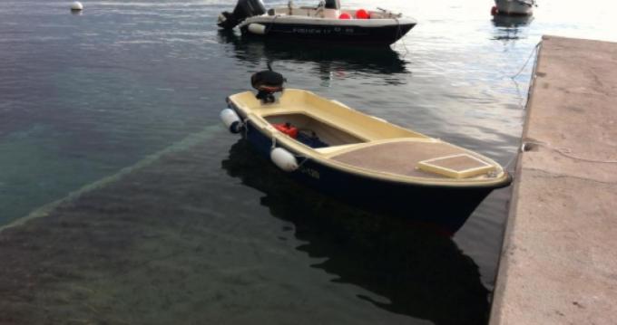 Location Bateau à moteur Beach boat avec permis