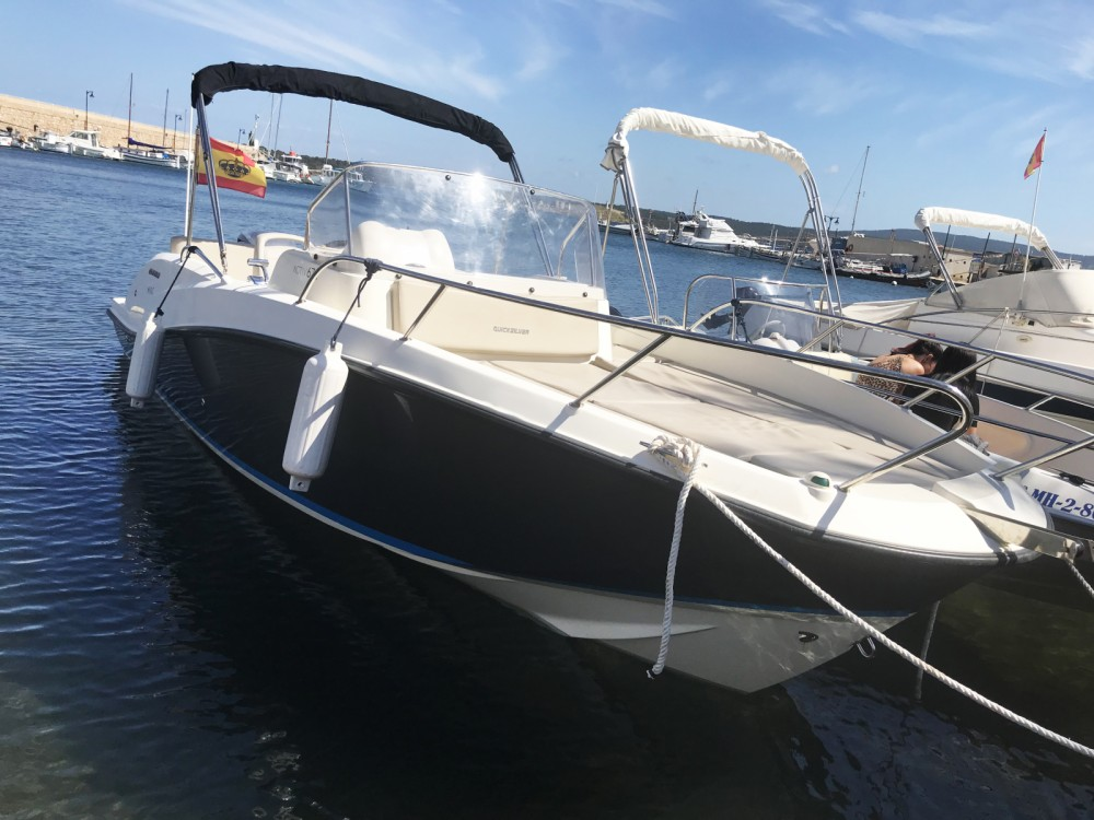 Jachthuur in Balearic Islands - Quicksilver Activ 675 Sundeck via SamBoat