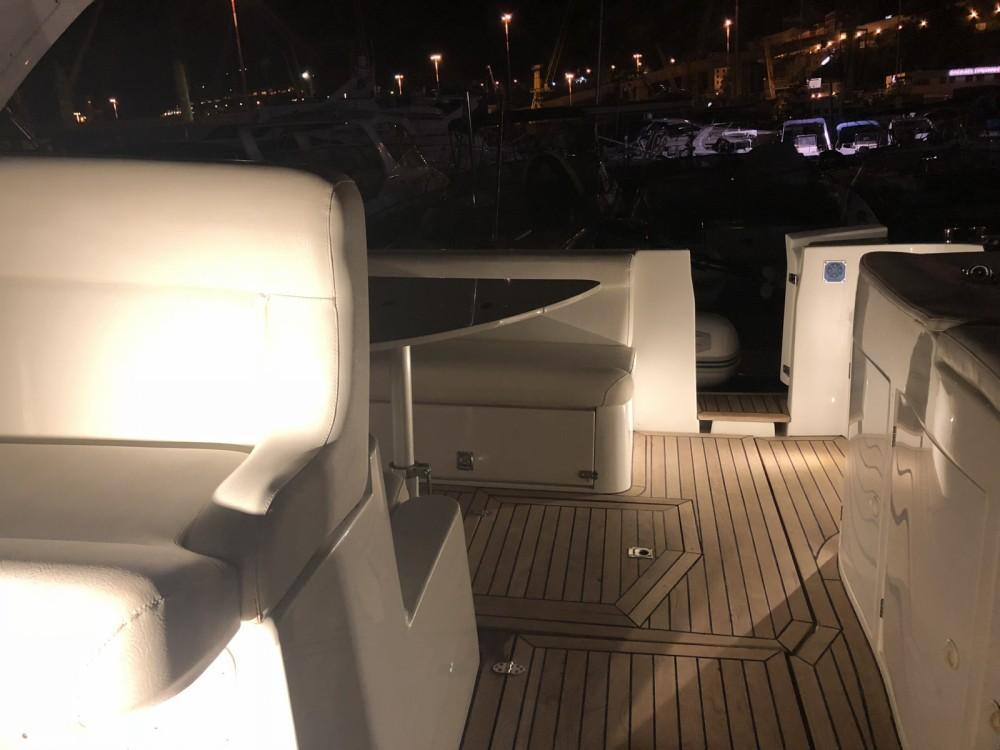 Rental Motor boat in Salerno - Innovazione e Progetti Mira 37