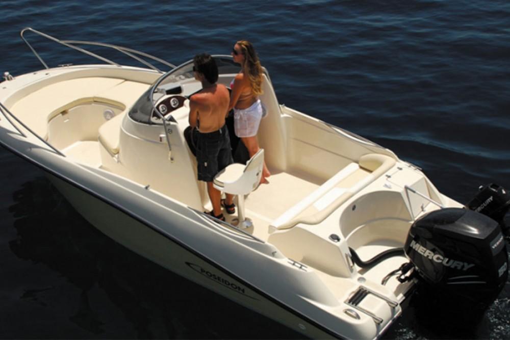 Verhuur Motorboot Poseidon met vaarbewijs