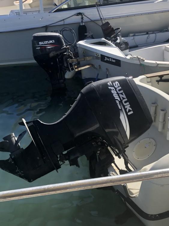 Louer Bateau à moteur avec ou sans skipper Elan à Antibes