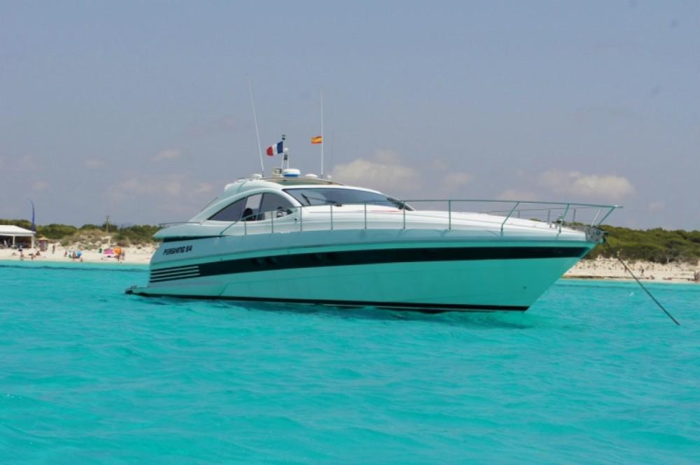 Location Yacht Pertshing  avec permis