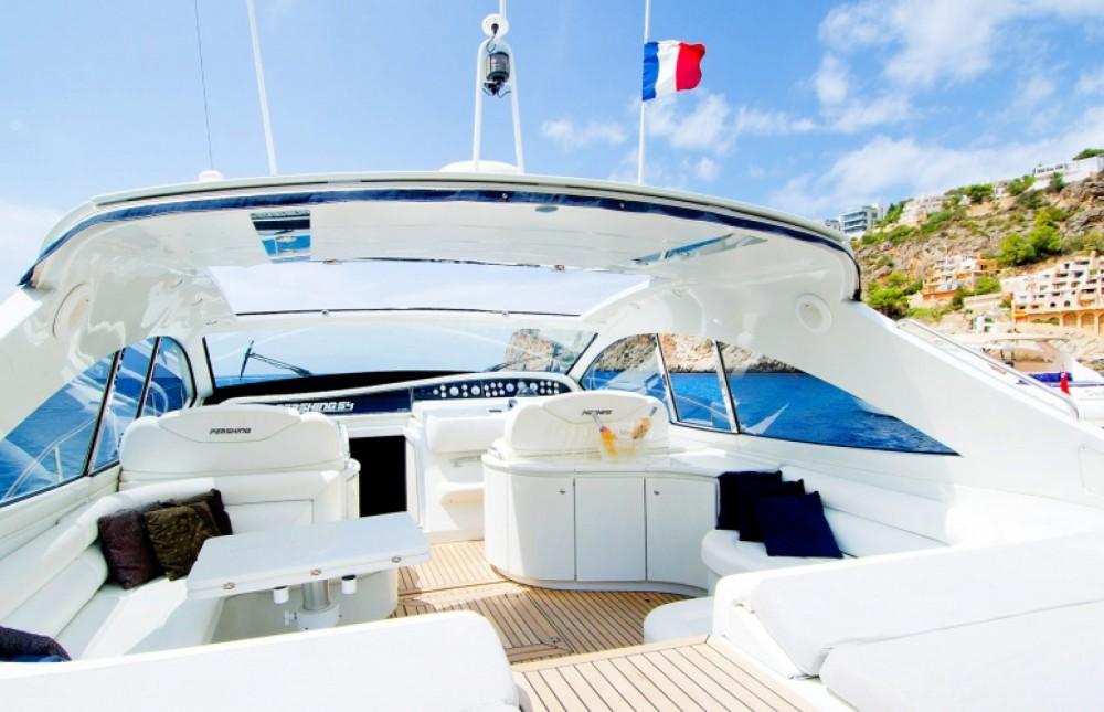 Louer Yacht avec ou sans skipper Pertshing  à Cogolin