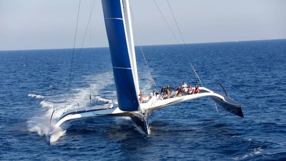 Louez un Trimaran Prototype course à La Trinité-sur-Mer