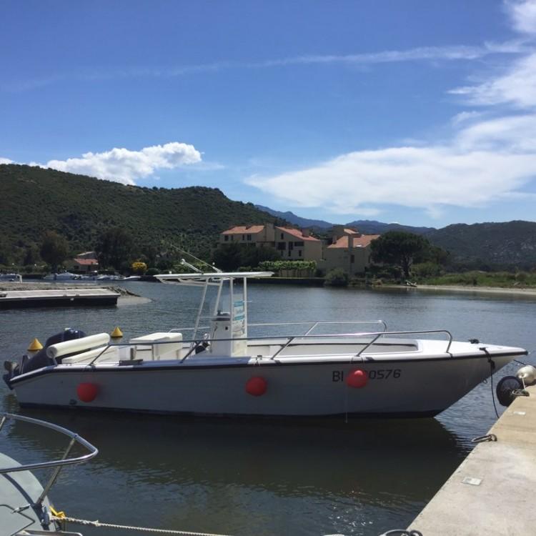 Yacht-Charter in Saint-Florent - Fusion Fusion 26 auf SamBoat