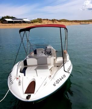 Location bateau Santander pas cher Quicksilver 505 Commander