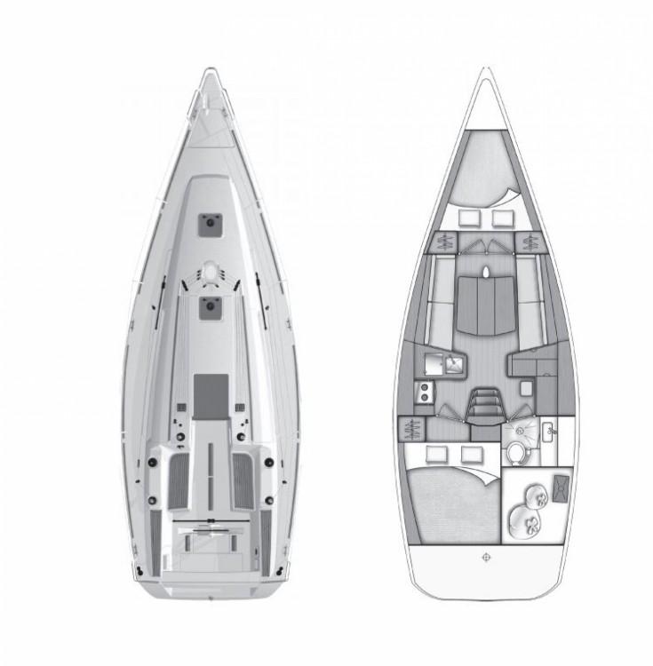 Location yacht à Southampton - Bénéteau First 35 sur SamBoat