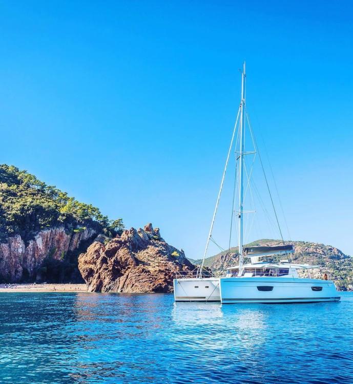 Location yacht à Cannes - Helia 44 sur SamBoat