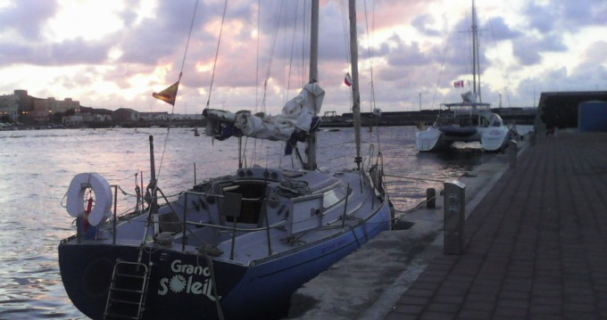 Location Voilier à Termini Imerese - Grand Soleil Grand Soleil 34