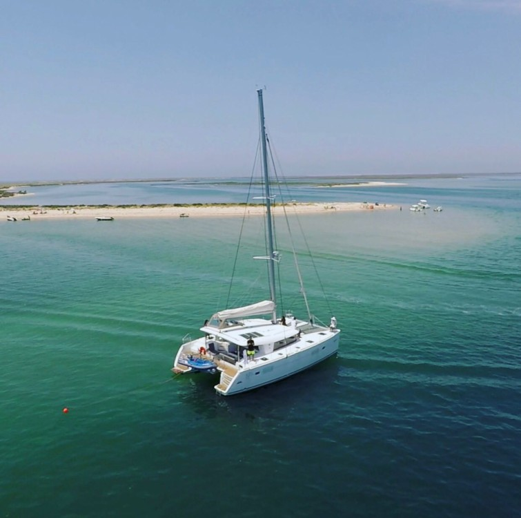 Catamaran for rent Algarve at the best price