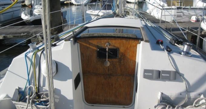 Location bateau Bénéteau First 285 à Hondarribia sur Samboat