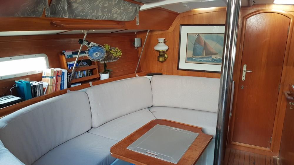 Rent a Jeanneau Voyage 11.20 Saint-Mandrier-sur-Mer