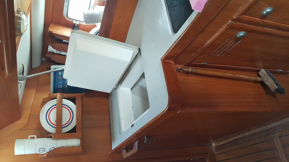 Rental yacht Saint-Mandrier-sur-Mer - Jeanneau Voyage 11.20 on SamBoat