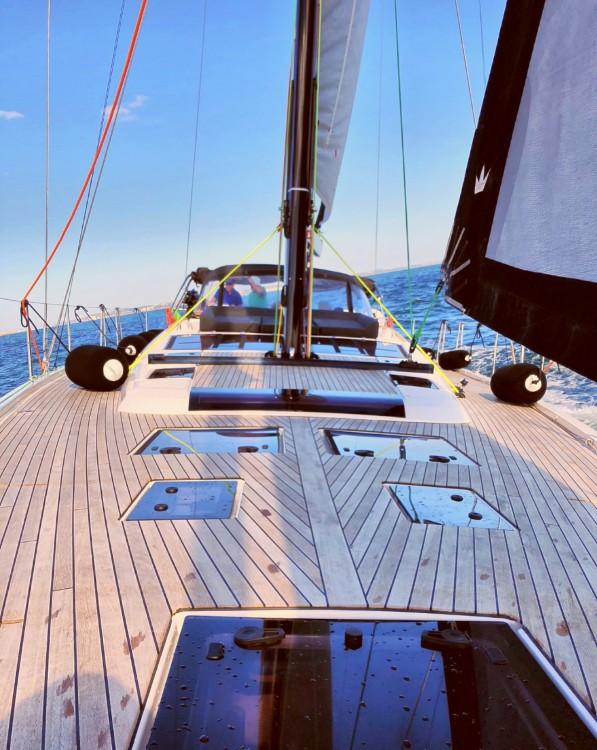 Location bateau Lisbonne pas cher Dufour 56 Exclusive