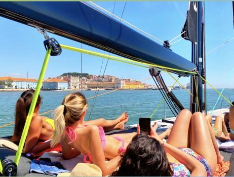Location bateau Alcântara pas cher Dufour 56 Exclusive