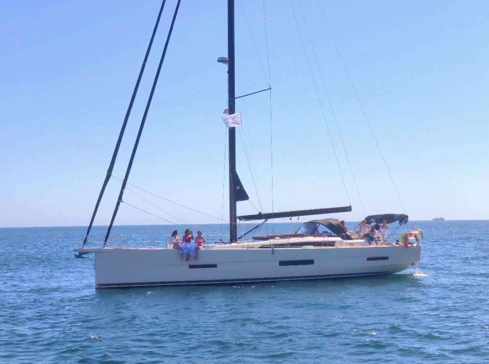 Location bateau Dufour Dufour 56 Exclusive à Lisbonne sur Samboat