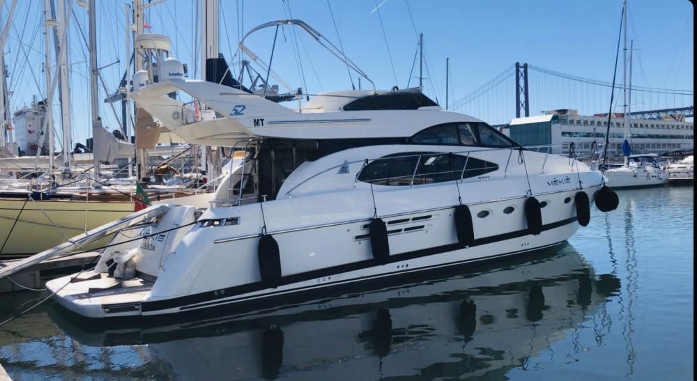 Location yacht à Lisbonne - Azimut Azimut 52 Fly sur SamBoat