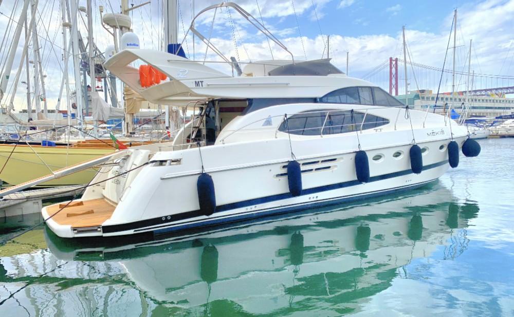 Location Yacht à Lisbonne - Azimut Azimut 52 Fly
