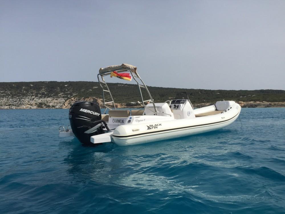 Alquiler de yate La Savina - Black Fin Blackfin 8 Elegance en SamBoat