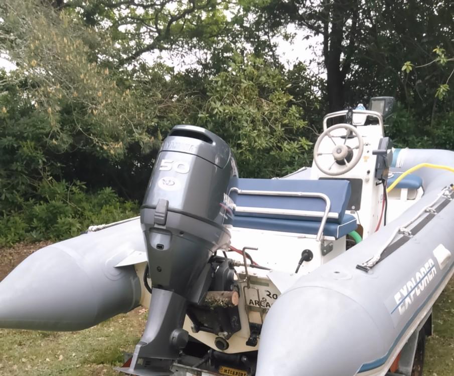 Bombard Explorer 485 FB entre particulares y profesional Pont-l'Abbé
