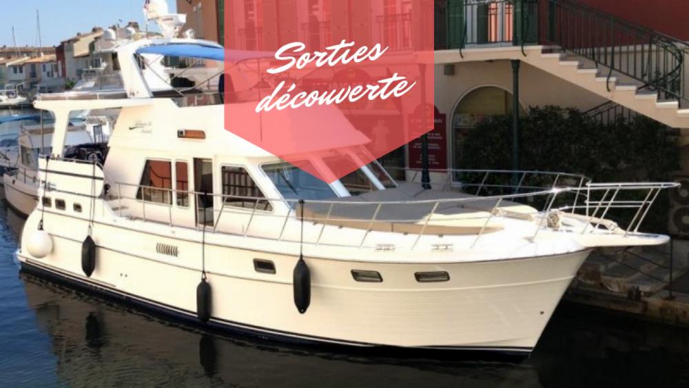 Rental yacht Saint-Raphaël - Adagio Sundeck 48 on SamBoat
