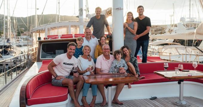 Location yacht à Cannigione - Gulet Gulet Victoria M/S sur SamBoat