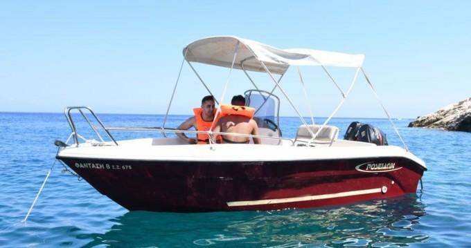 Location Bateau à moteur à Zakynthos (Île) - Poseidon Bluewater 480