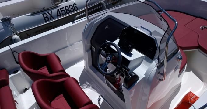 Location Bateau à moteur à Biscarrosse - Pacific Craft Pacific Craft 625 Open