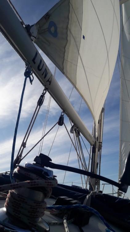 Location yacht à Rota - Jeanneau Sun Odyssey 37.1 sur SamBoat