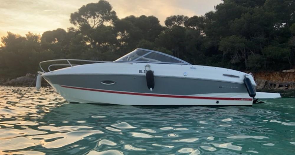 Location bateau Cannes pas cher Bayliner 642 CU