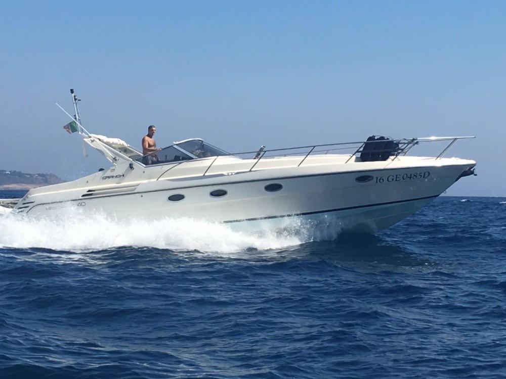 Location bateau Cranchi Mediterranee 40 à Sorrento sur Samboat