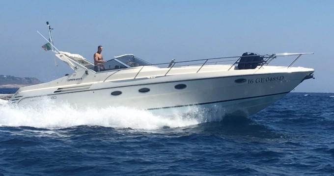 Louer Bateau à moteur avec ou sans skipper Cranchi à Sorrento