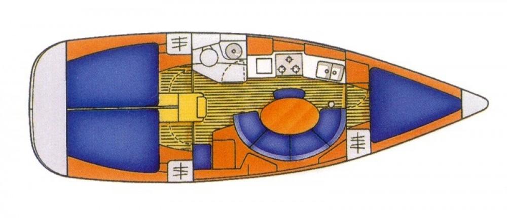 Location bateau Sistiana-Visogliano pas cher Sun Odyssey 34.2