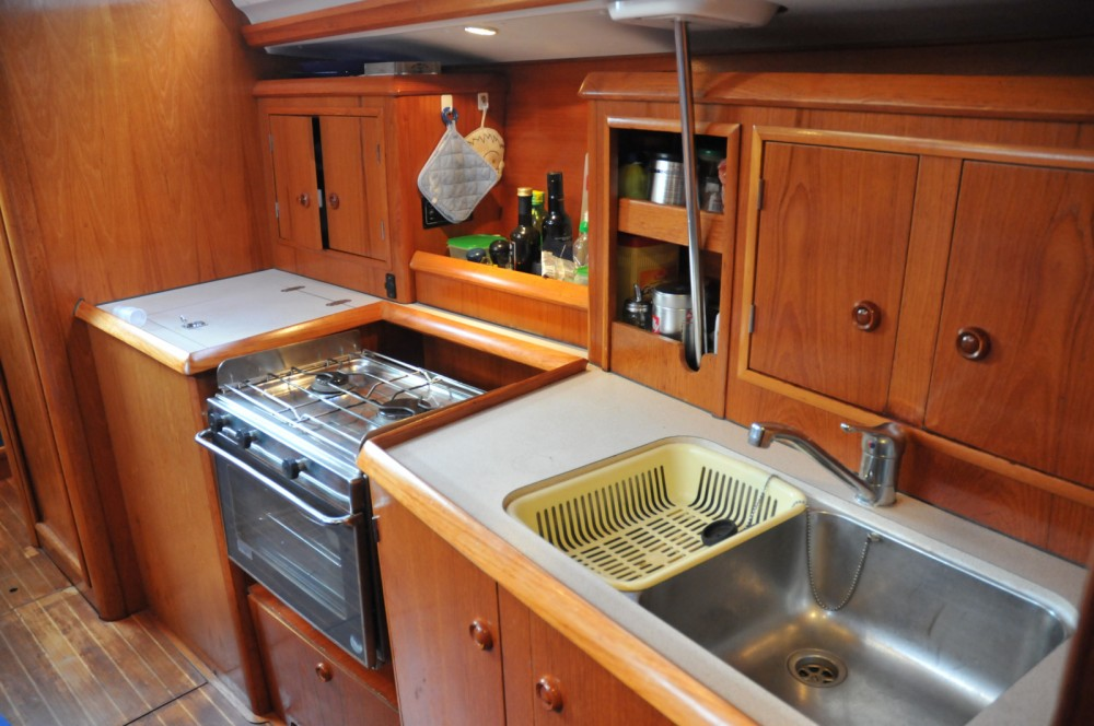 Location yacht à Sistiana-Visogliano - Jeanneau Sun Odyssey 34.2 sur SamBoat