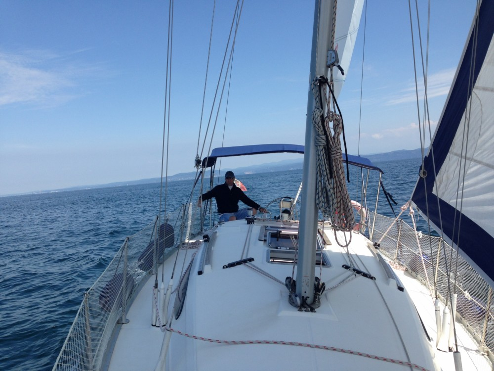 Louer Voilier avec ou sans skipper Jeanneau à Sistiana-Visogliano