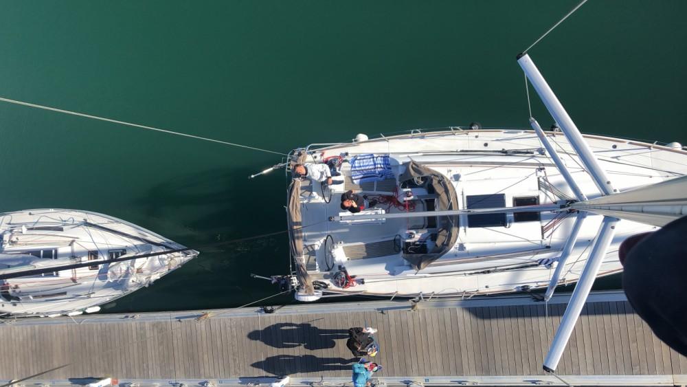 Boat rental La Rochelle cheap Sun Odyssey 389