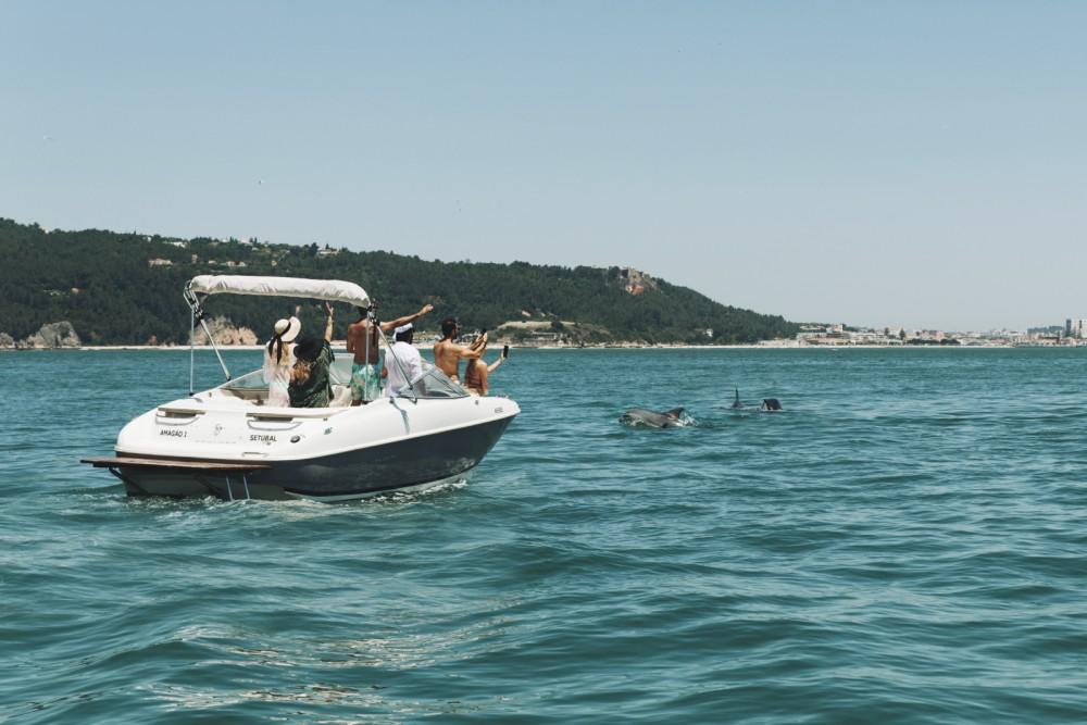Alquiler de yate Área Metropolitana de Lisboa - Bayliner Capri 2350 en SamBoat